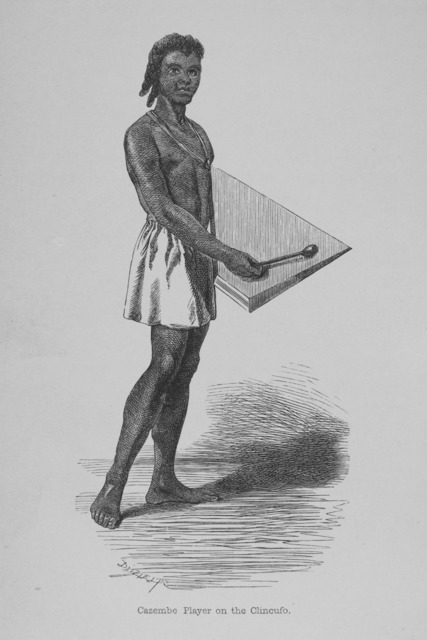 Cazembe Player on the Clincufo