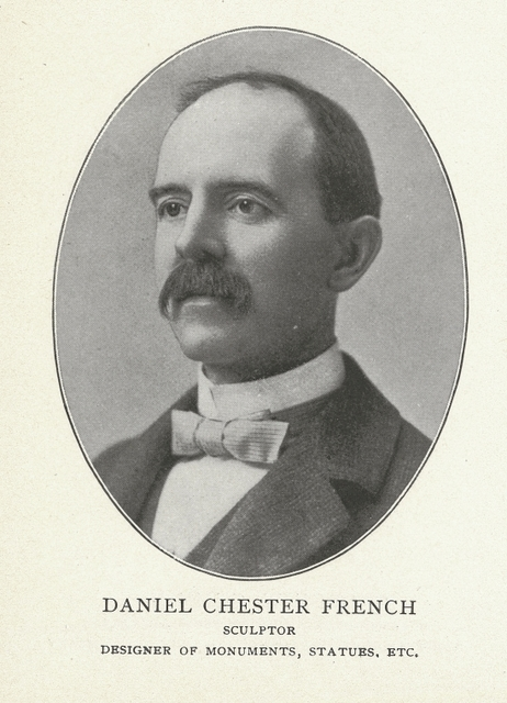 Daniel Chester French, sculptor