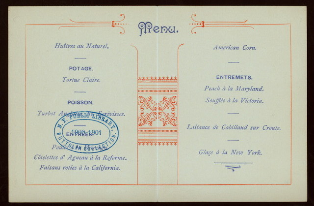 "DINNER TO MISS HELEN MERRILL [held by] W.B.VEIRS ESQ. [at] ""GRAND HOTEL,MELBOURNE"" (HOTEL;FOREIGN;)"