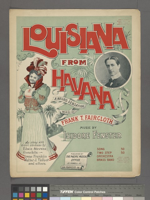 Louisiana from Havana