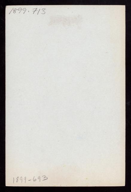 "SUPPER [held by] HOTEL VENDOME [at] ""BOSTON, MA"" (HOTEL;)"