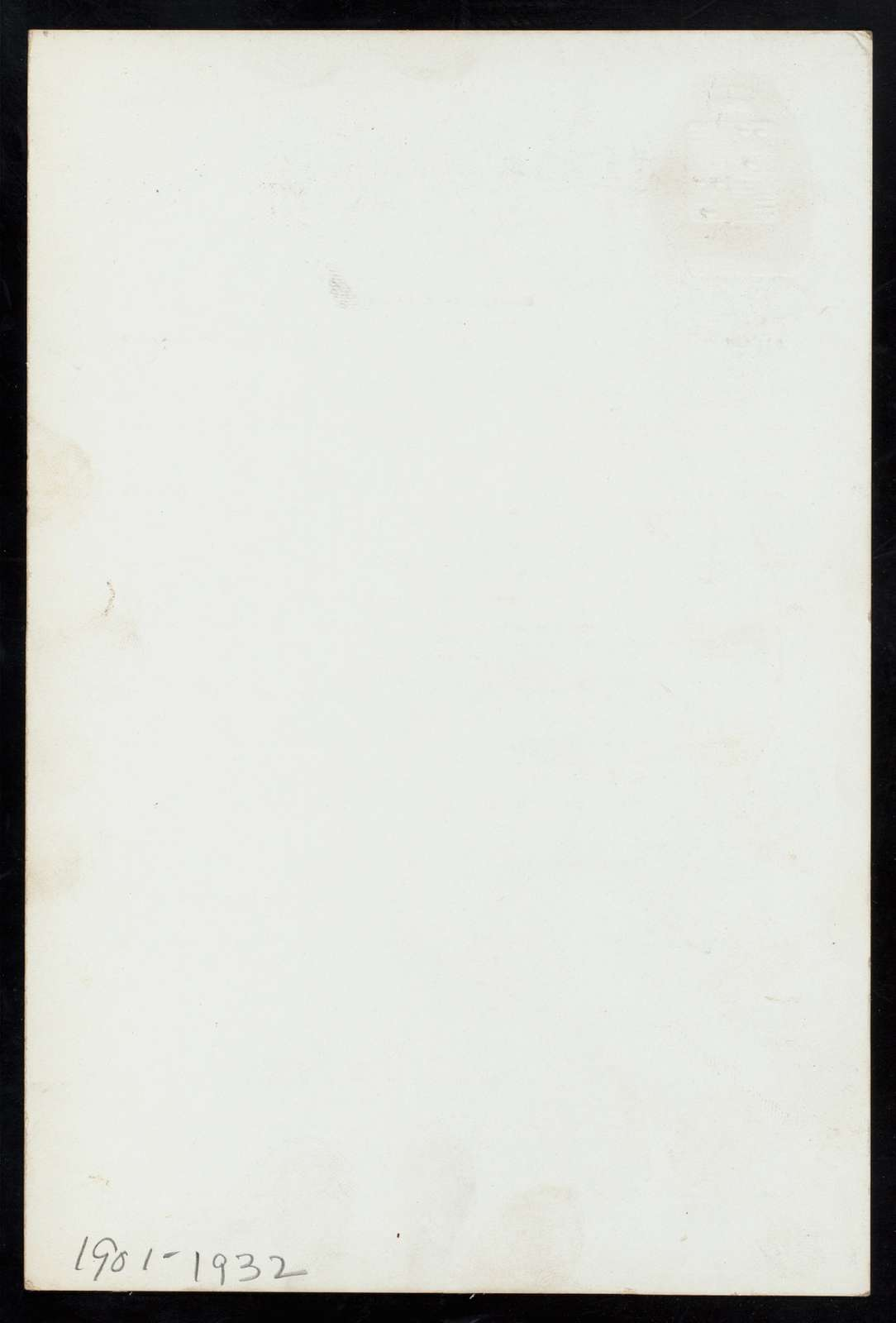 """DINNER [held by] HOTEL CADILLAC [at] """"DETROIT, MI"""" (HOTEL;)"""