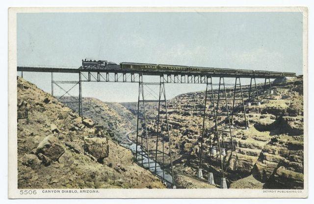 Canyon Diablo, Ariz.