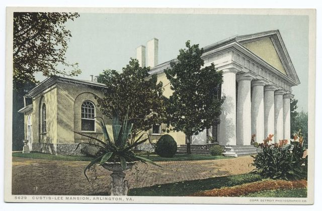 Custis-Lee Mansion, Arlington, Va.
