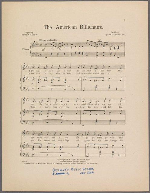 The American Billionaire