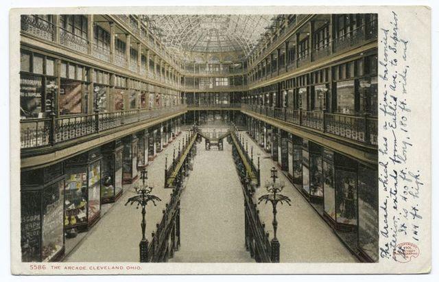 The Arcade, Cleveland, Ohio