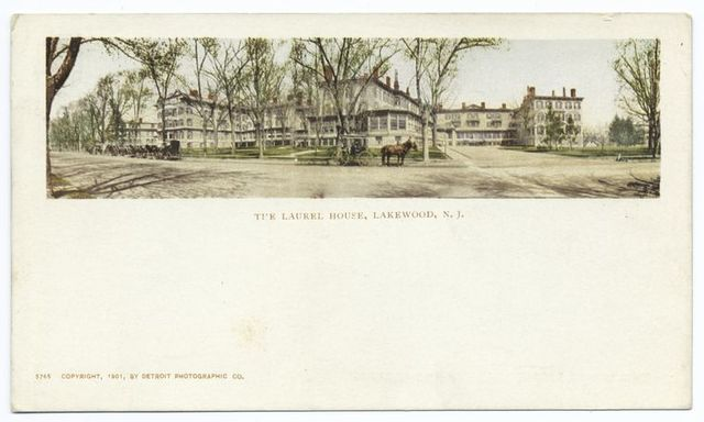 The Laurel House, Lakewood, N. J.