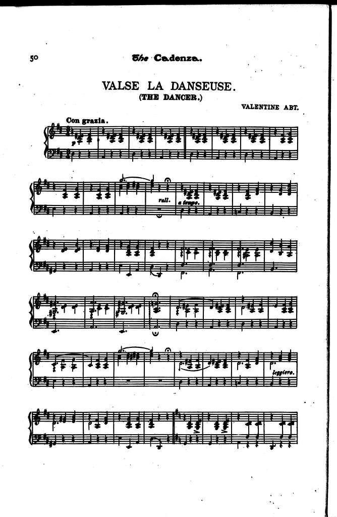 The Cadenza, Vol. 9, no. 1