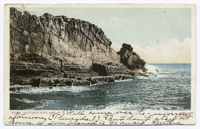 Baldhead Cliff (Devil's Pulpit), York Beach, Maine