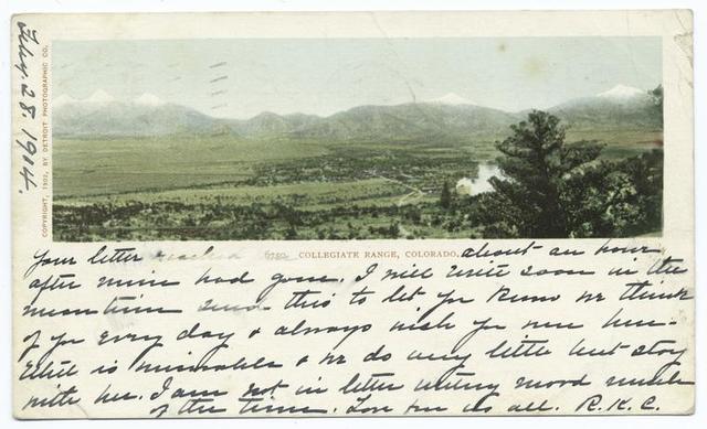 Collegiate Range, Colorado