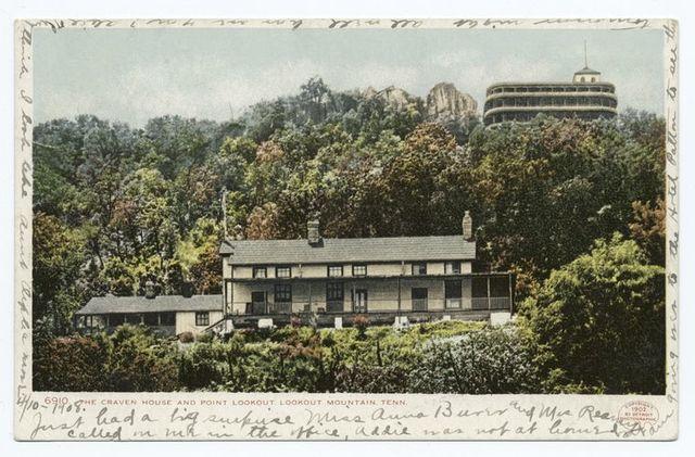 Craven House, Lookout Mtn., Tenn.