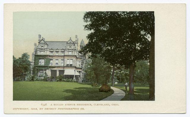 Euclid Avenue Residence, Cleveland, Ohio