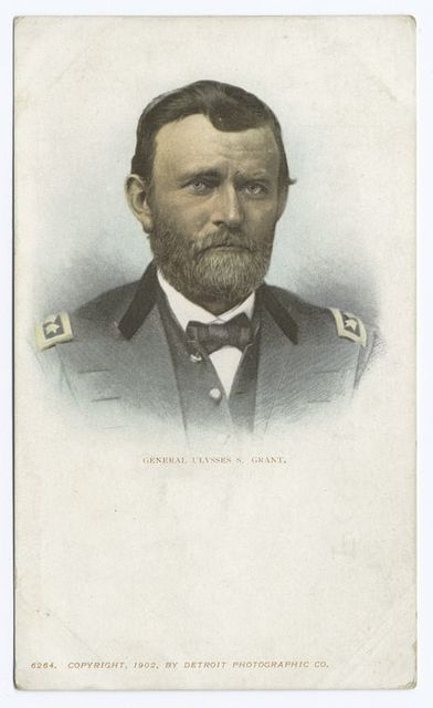 General Ulysses S. Grant, Portrait