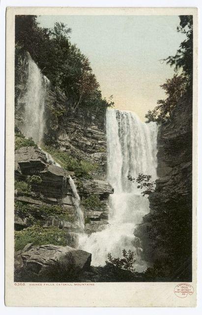 Haines Falls, Catskills, N. Y.
