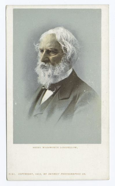 Longfellow, Portrait