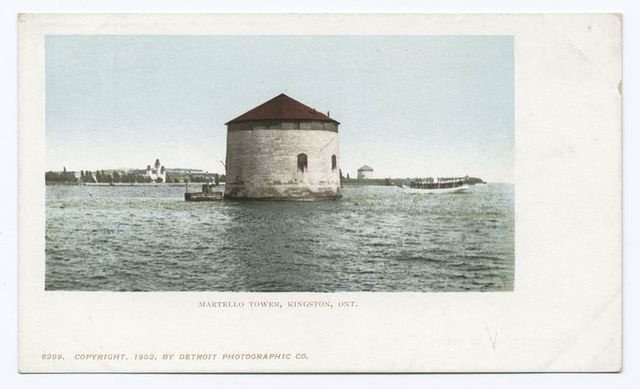 Martello Tower, Kingston, Ont.
