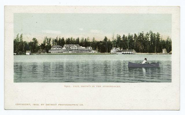 Paul Smiths, Adirondacks, N. Y.