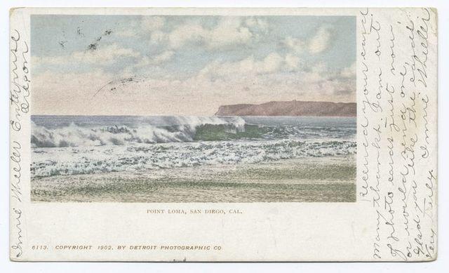 Point Loma, San Diego, Calif.