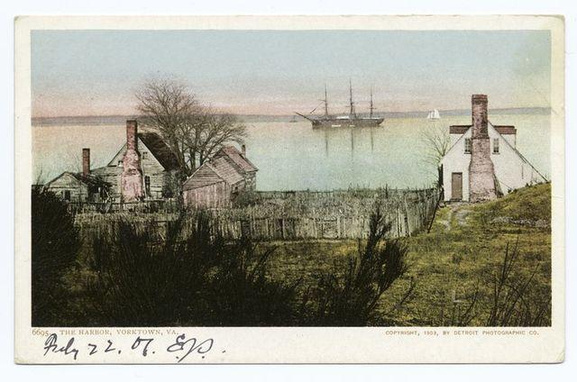 The Harbor, Yorktown, Va.