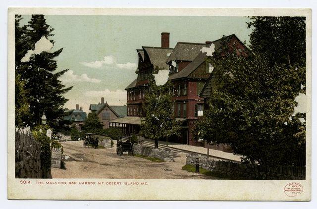 The Malverne, Bar Harbor, Me.