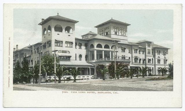 Casa Loma Hotel, Pasadena, Calif.