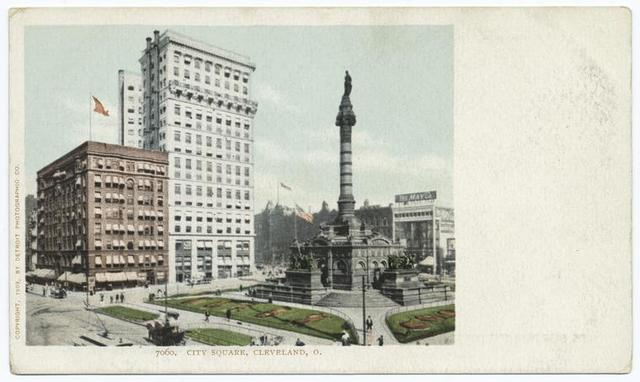 City Square, Cleveland, Ohio