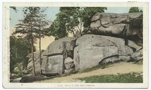 Devils' Den, Gettysburg, Pa.