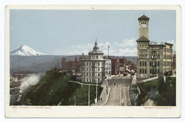 Gateway to Tacoma, Tacoma, Wash.