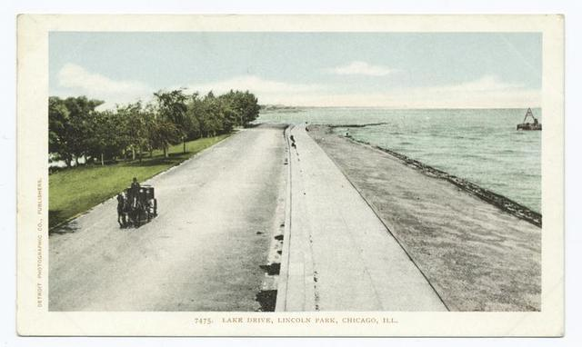Range Lincoln Park Chicago ~ Lake drive lincoln park chicago ill picryl
