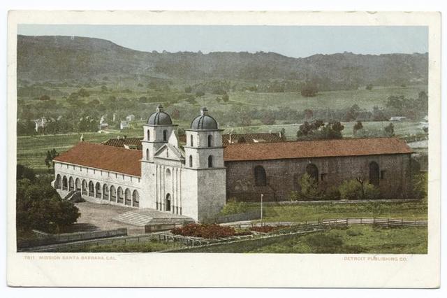 Mission Santa Barbara, Santa Barbara, Calif.