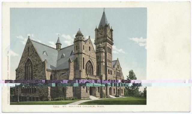 Mt. Holyoke College, Holyoke, Mass.