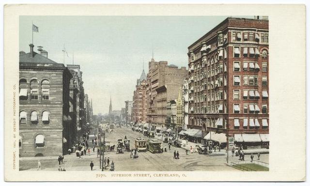 Superior Street, Cleveland, Ohio