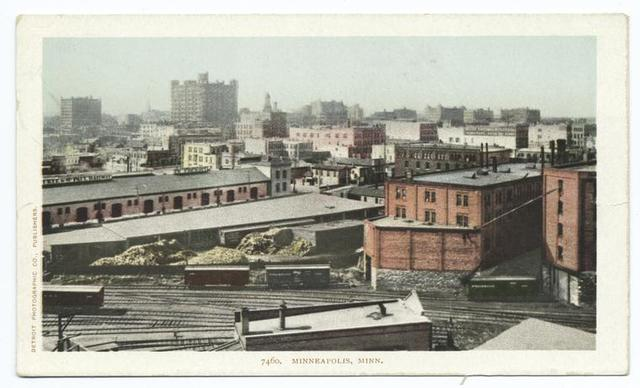 View, Minneapolis, Minn.