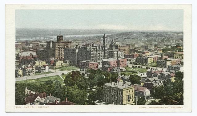 View, Omaha, Neb.
