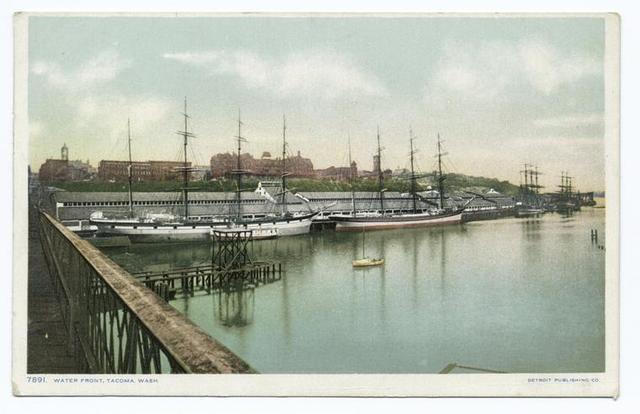 Waterfront, Tacoma, Wash.