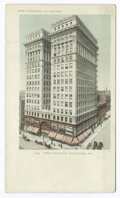 Wells Building, Milwaukee, Wisc