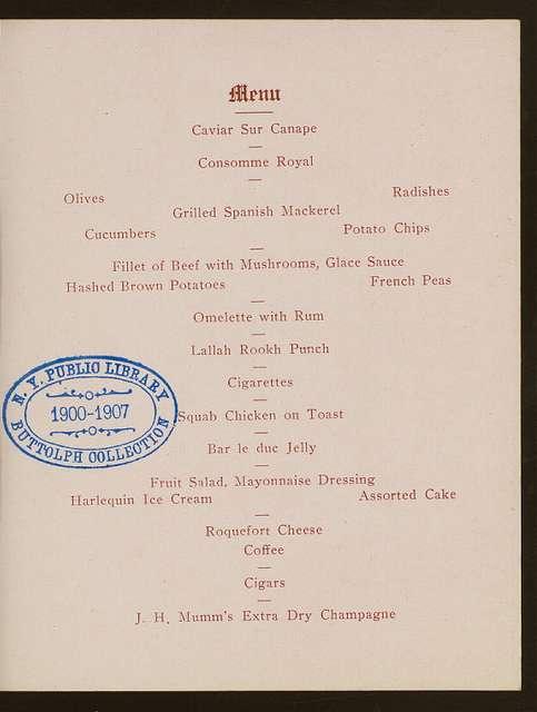 "BANQUET [held by] VIRGINIA-NORTH CAROLINA PRESS ASSOCIATION [at] ""KENILWORTH INN, N.C."" (HOTEL;)"