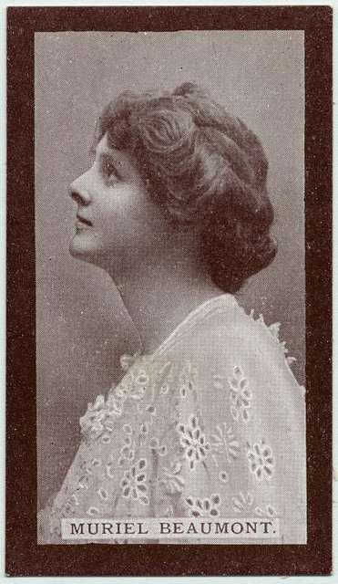 Muriel Beaumont.
