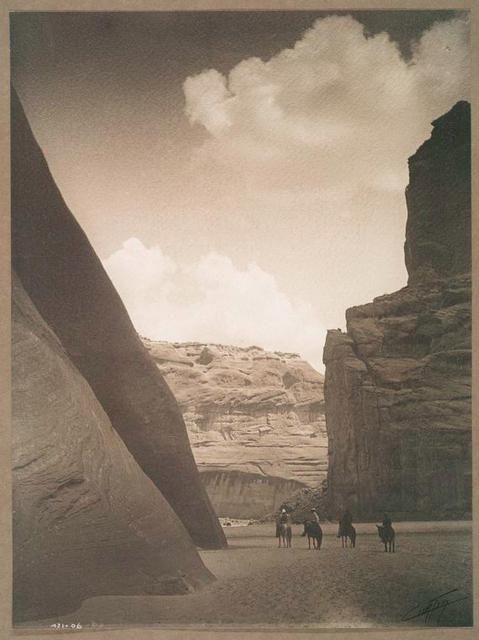 Cañon del Muerte, Navajo.