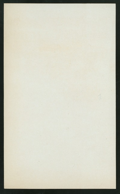 "FRUHSTUCK A LA CARTE [held by] HAMBURG-AMERIKA LINIE [at] ""AN BORD DER """"AMERIKA"""""" (SS;)"