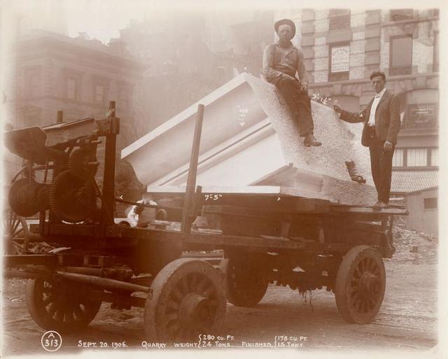 Workmen, Sept. 20, 1906.