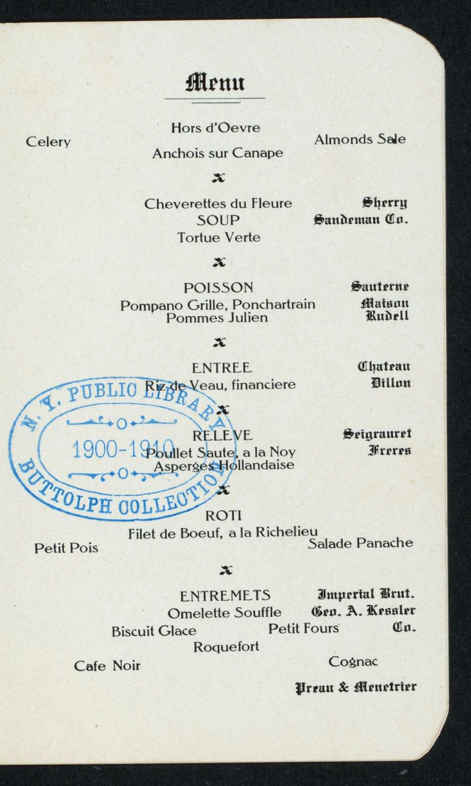 """ANNUAL OUTING [held by] SCHOOL BOARD OF NEW ORLEANS [at] """"NOG'S RESTAURANT, SPANISH FORT, NEW ORLEANS, LA"""" (REST;)"""