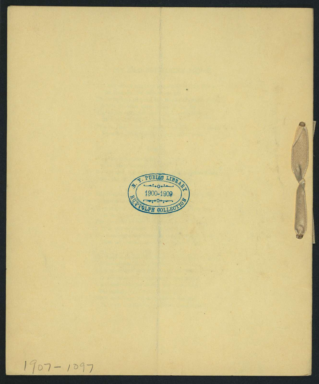 """FOURTH ANNUAL BANQUET IN HONOR OF SUPREME COURT JUSTICE JOHN MARSHALL HARLAN [held by] THE KENTUCKIANS [at] """"HOTEL PLAZA, NEW YORK"""" (HOTEL;)"""