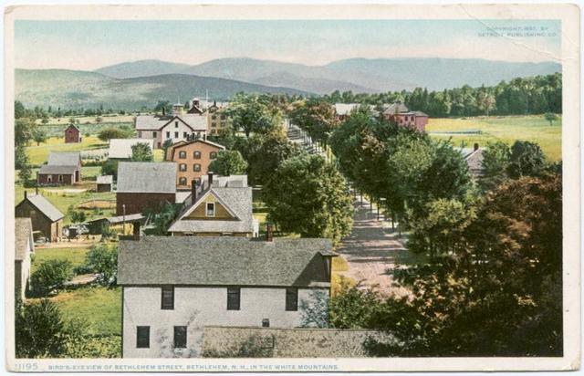 Bird's-eye View, Bethlehem, N.H.