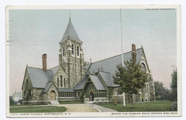 Christ Church, Portsmouth, N.H.