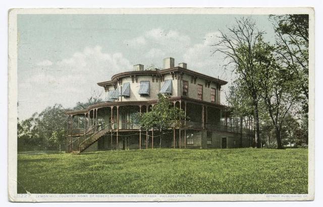 Lemon Hill, House Robert Morris, Fairmount Park, Philadelphia, Pa.