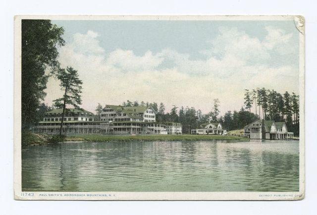 Paul Smiths, Adirondacks, N.Y.