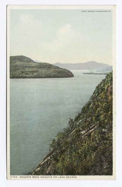 Rogers Rock Heights, Lake George, N.Y.