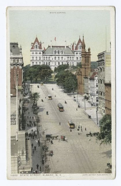 State Street, Albany, N.Y.