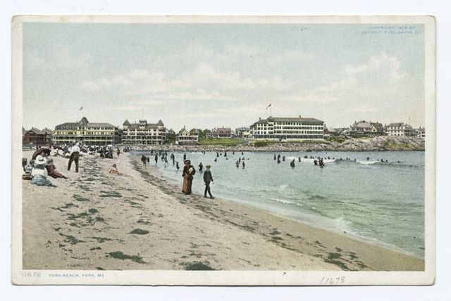 York Beach, York, Me.